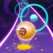 霓虹球冲刺之路下载v1.0