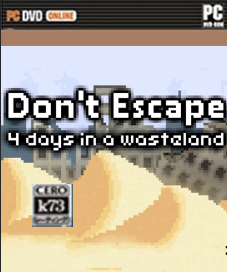 don't escape 4day in a wasteland