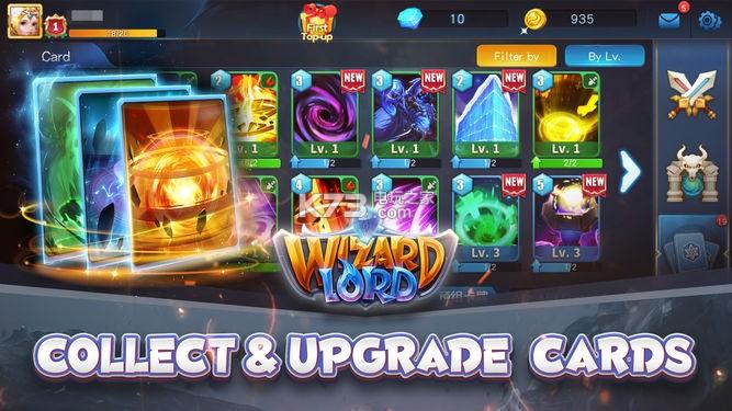 巫师领主 v1.2.0 游戏下载[Wizardlord] 截图