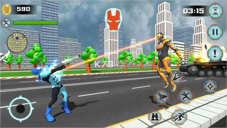 超级英雄战场3 v1.0 游戏下载 截图