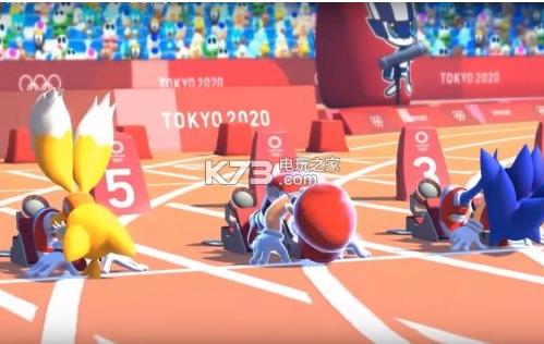 2020东京奥运switch 汉化版 截图