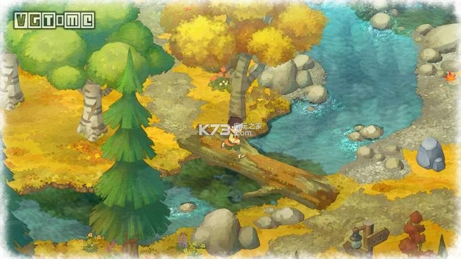 哆啦A梦牧场物语 游戏 截图