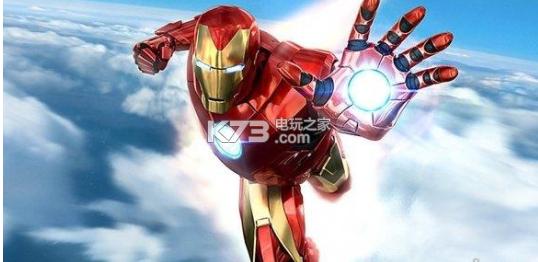 漫威钢铁侠VR 游戏 截图