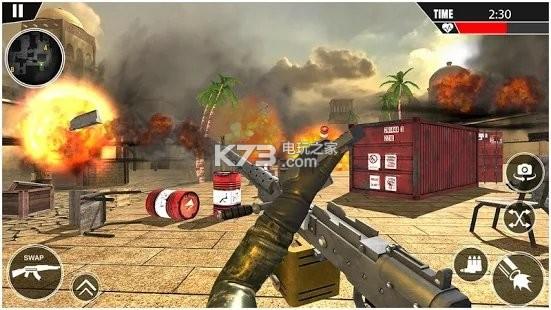 大枪战争射击3D v1.0 下载 截图