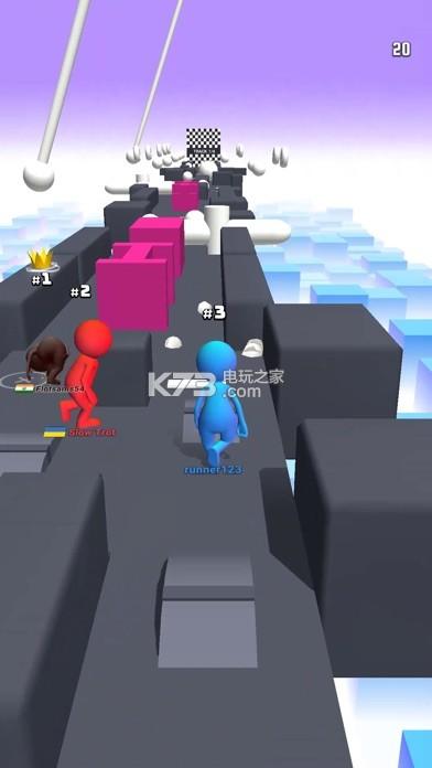 Human Runner 3D v1.2.6 下载 截图