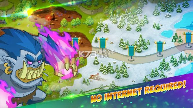 魔法防御离线版 v1.0 游戏下载 截图