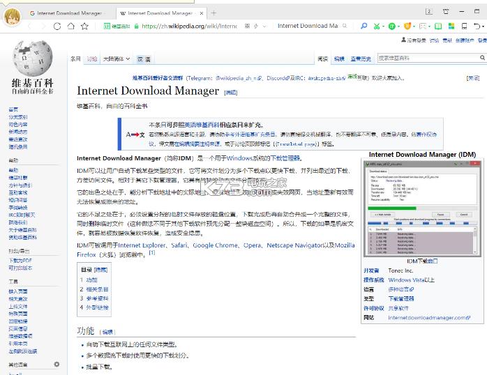 Internet Download Manager v6.32.9.2 中文版下載 截圖