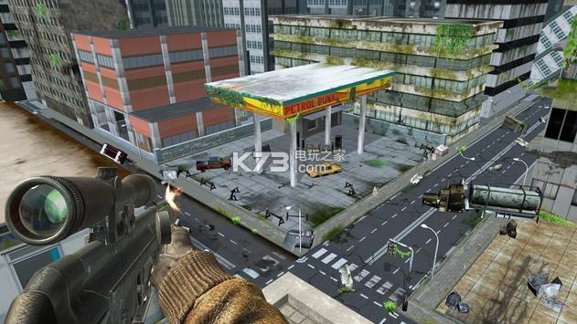 僵尸狙击手射击 v1.0 游戏下载 截图