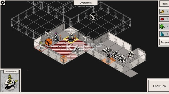 Plaguepunk Justice 游戏下载 截图