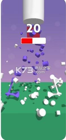 Tree Cut 3D v1.0 游戏下载 截图