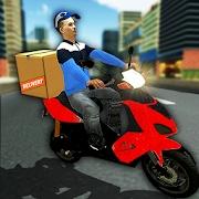 城市快递MOTO快递车手游戏下载v1.02