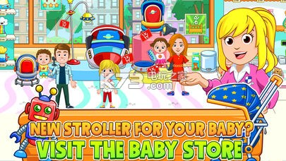 My City Babysitter v1.0 游戏下载 截图