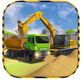 挖掘机模拟大师3D游戏下载v1.0