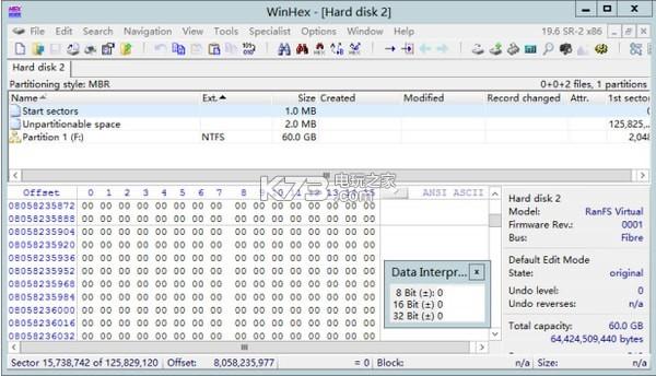RANFS虛擬磁盤驅動器 v1.0.0.1 下載 截圖