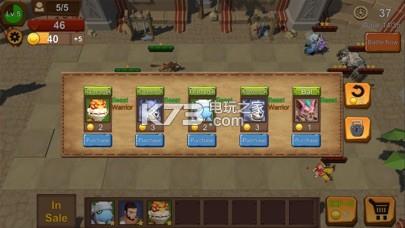 战棋争霸自走棋 v1.0 游戏下载 截图