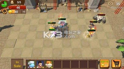 Auto Chess War v1.0 下載 截圖