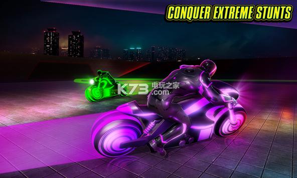 輕型自行車特技賽車游戲 v4 下載 截圖