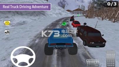 卡車4x4行駛軌道 v1.0 游戲下載 截圖
