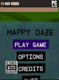 happy daze 游戏