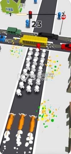 公牛狂奔3D v0.0.1 游戲下載 截圖