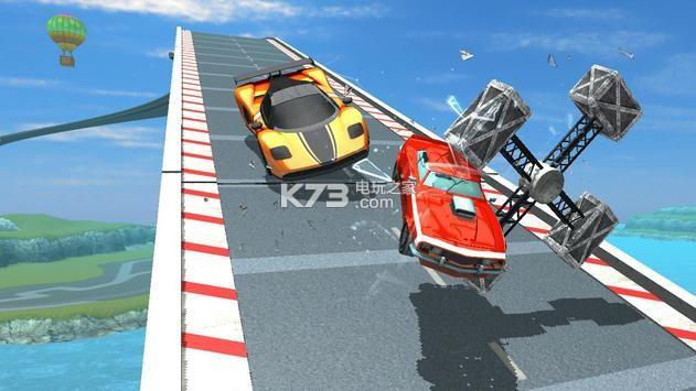 坡道賽車不可能的軌道 v1.6 游戲下載 截圖