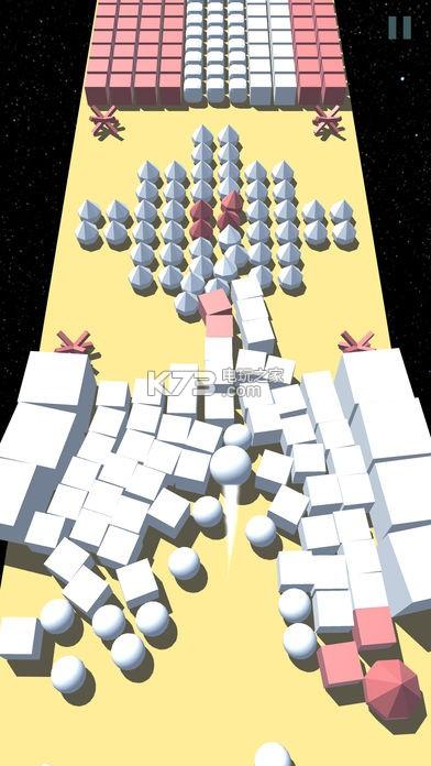 彩色3D撞球 v1.0 小游戏下载 截图