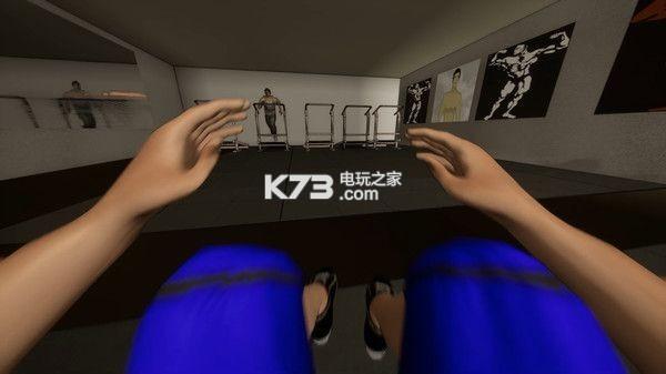暗藏秘密的健身房 游戏下载 截图