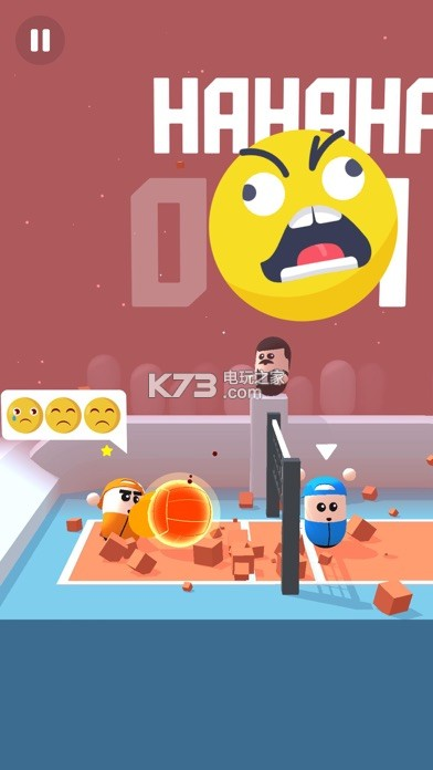 Volley Beans v1.3 游戏下载 截图