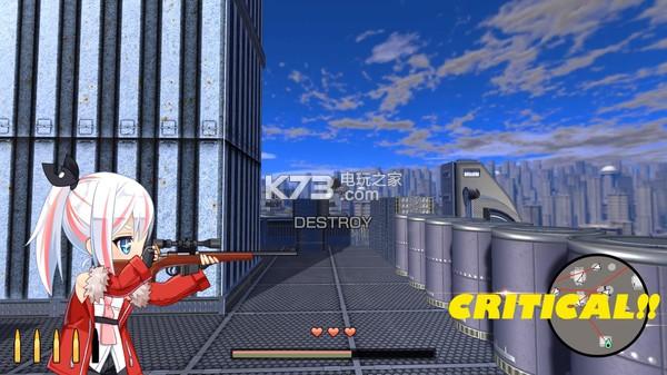 少女狙击手 游戏下载 截图