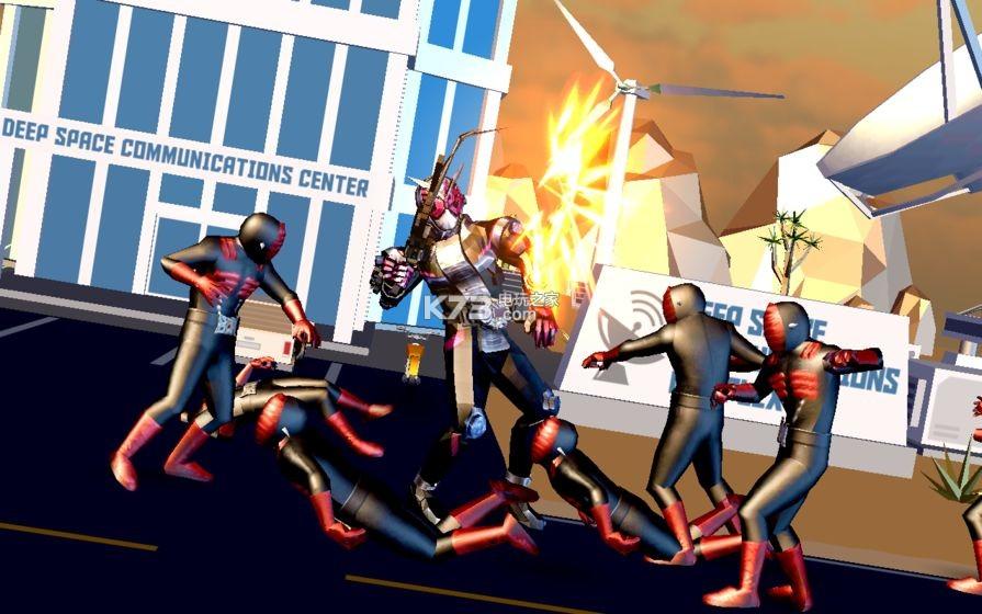 Rider Heroes v1.3 游戏下载 截图