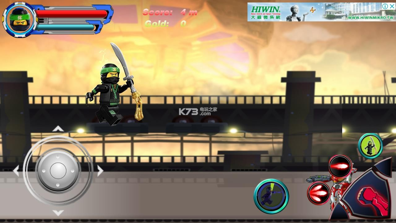 乐高幻影对决 v1.0.00 游戏下载 截图