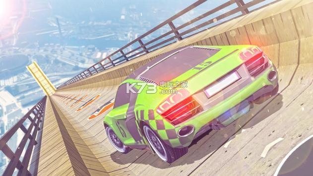 巨型舷梯汽车驾驶特技 v1.4 游戏下载 截图