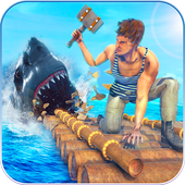 筏生存岛模拟器游戏下载v1.0