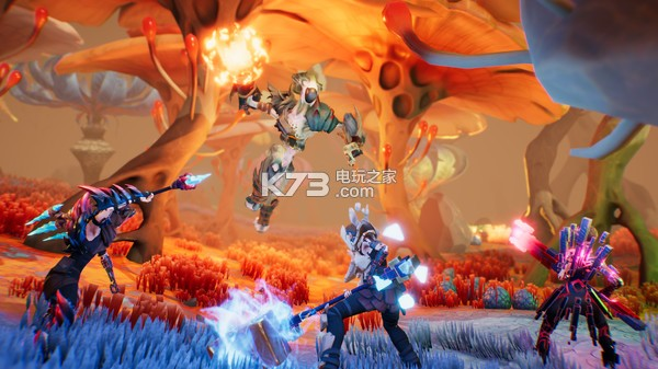 Eden Rising 游戏下载 截图