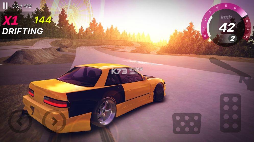 Hashiriya Drifter v0.0.8 游戏下载 截图