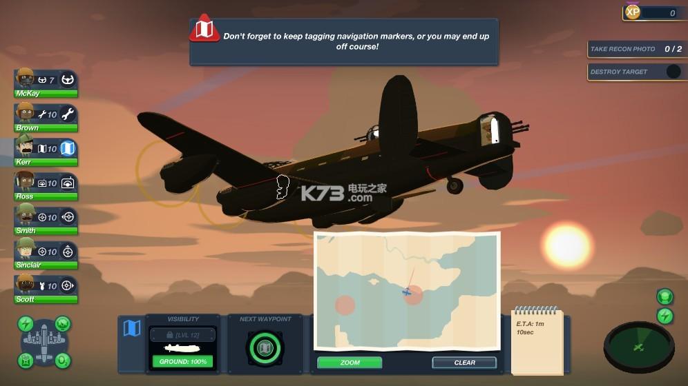 手残联盟轰炸机小队 下载 截图