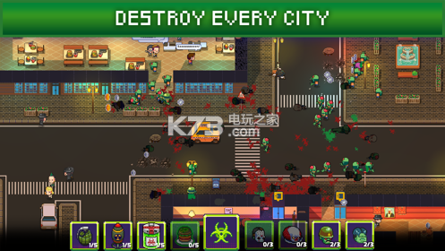 Infectonator3 Apocalypse v1.5.35 手机版下载 截图