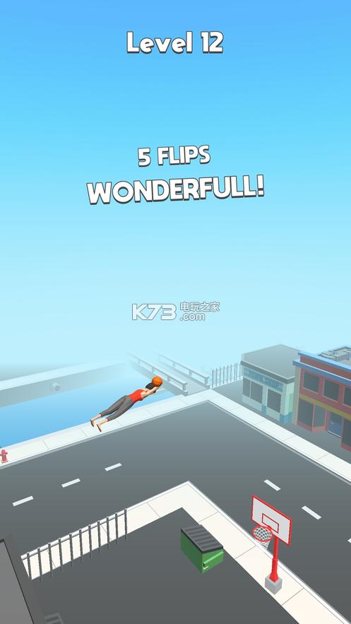 Flip Dunk v1.5 手游下载 截图