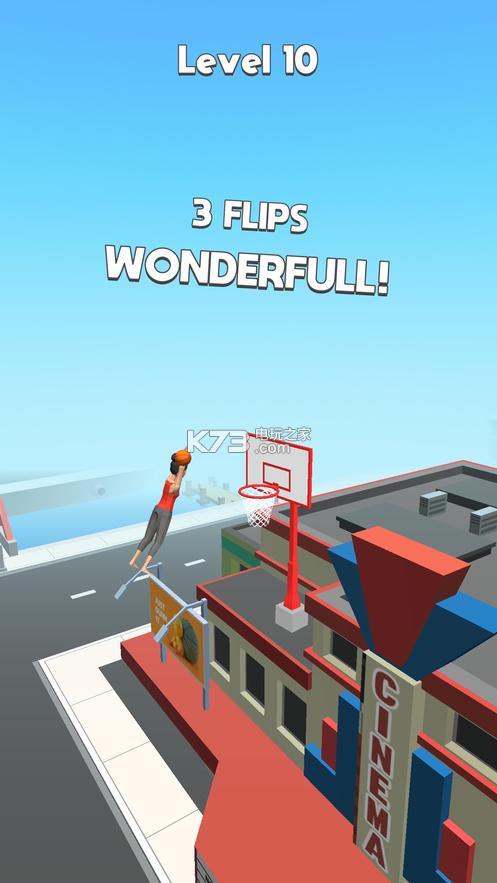 Flip Dunk v1.3 手游下载 截图