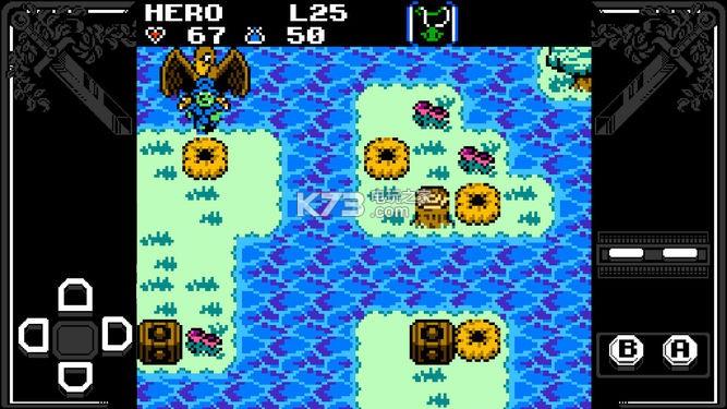 塔塔鲁斯骑士团 v1.01 游戏下载[Knights of Tartarus] 截图