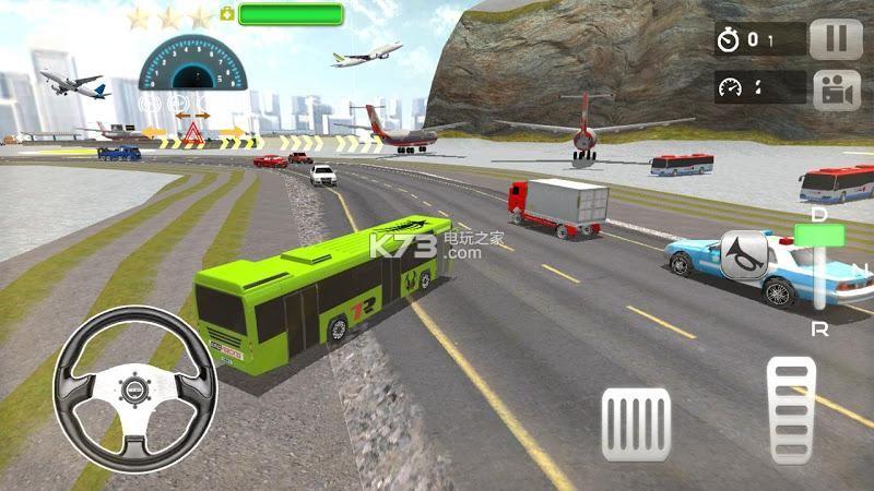 山地巴士司机3D v2.0 下载 截图