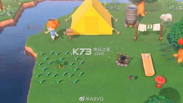 动物之森新地平线 中文版 截图