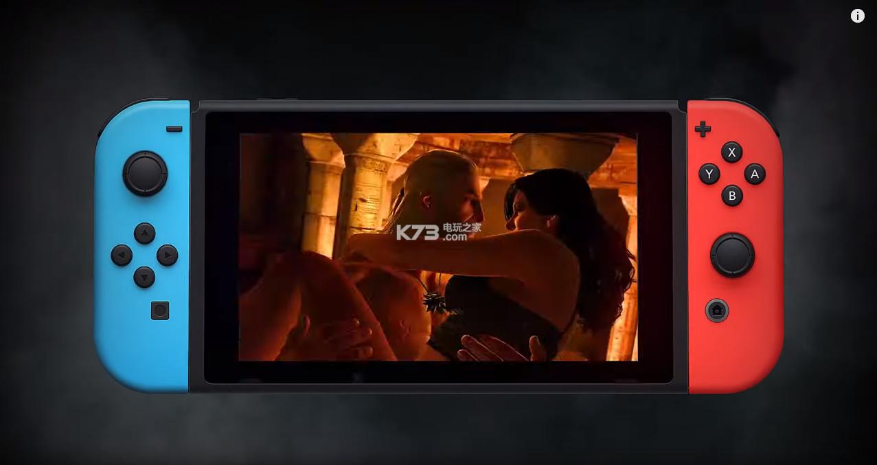 巫师3 switch版中文版下载 截图