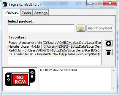 TegraRcmGUI 2.5 下載 截圖