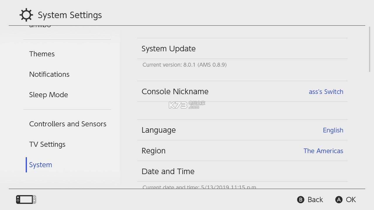 switch大气层SDFiles 0.9.2 下载[支持8.1.0系统]