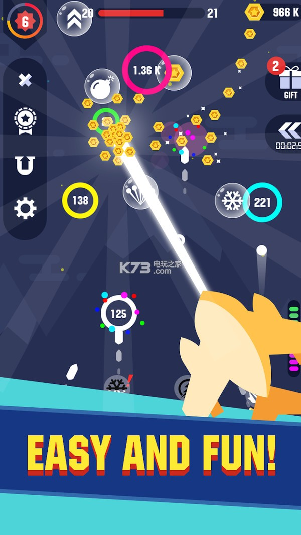 雪球山谷 v0.1.4 游戏下载 截图