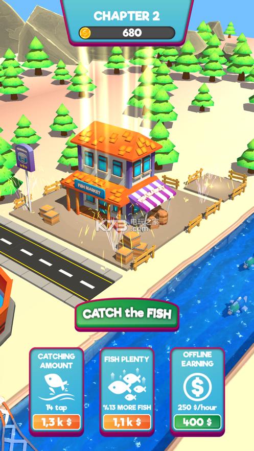 Catch The Fish v1.0 下載 截圖