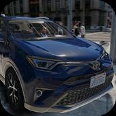 驾驶RAV4SUV汽车模拟器游戏下载v1.0.0