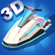 3D狂飆賽艇 v1.0.0 游戲下載