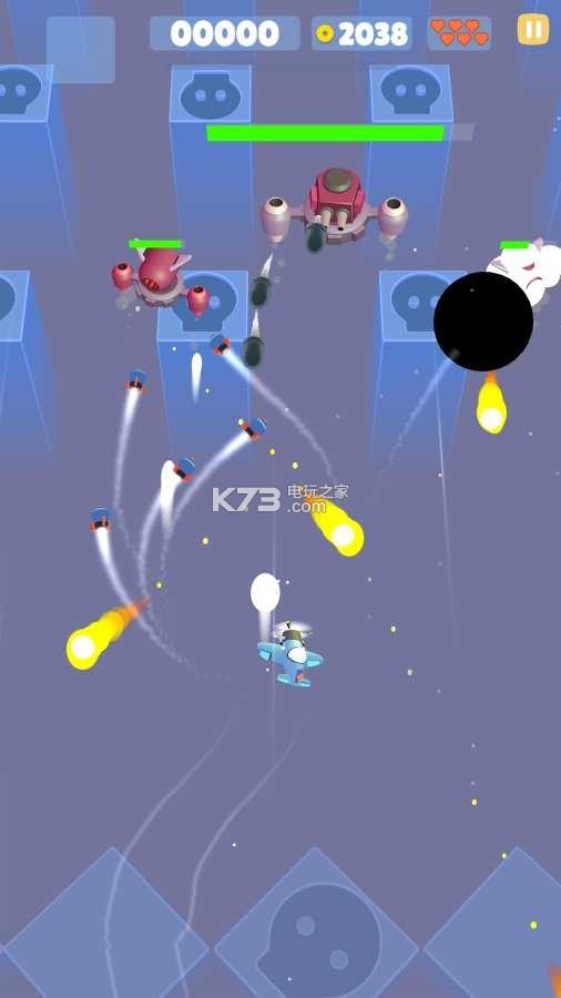 爆炸飞行员 v1.0.1 游戏下载 截图